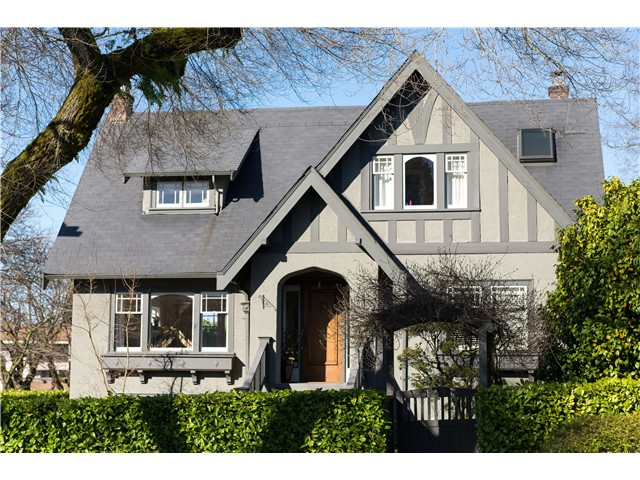 Main Photo: 4297 W 11TH Avenue in Vancouver: Point Grey House for sale (Vancouver West)  : MLS® # V993641