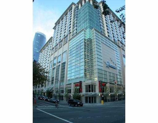 "Main Photo: 1822 938 SMITHE ST in Vancouver: Downtown VW Condo for sale in ""ELECTRIC AVENUE"" (Vancouver West)  : MLS® # V596064"