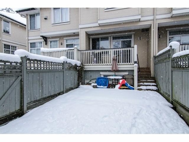 "Photo 17: 26 8383 159 Street in Surrey: Fleetwood Tynehead Townhouse for sale in ""Avlon Woods by Polygon"" : MLS(r) # F1404431"