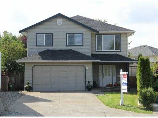 "Main Photo: 21518 50A Avenue in Langley: Murrayville House for sale in ""MURRAYVILLE"" : MLS® # F1423847"