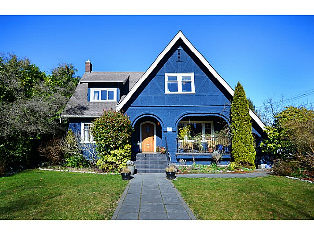 Main Photo: 1125 W 33RD Avenue in Vancouver: Shaughnessy House for sale (Vancouver West)  : MLS(r) # V1100048