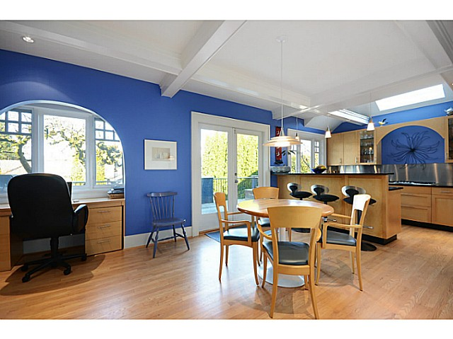 Photo 4: 1125 W 33RD Avenue in Vancouver: Shaughnessy House for sale (Vancouver West)  : MLS(r) # V1100048