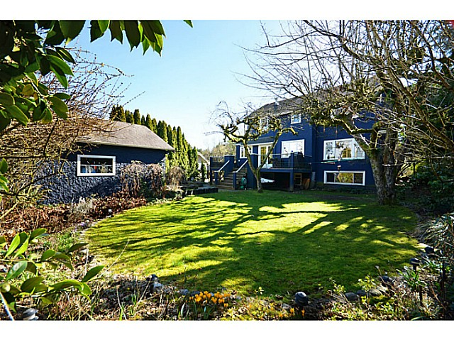 Photo 2: 1125 W 33RD Avenue in Vancouver: Shaughnessy House for sale (Vancouver West)  : MLS(r) # V1100048