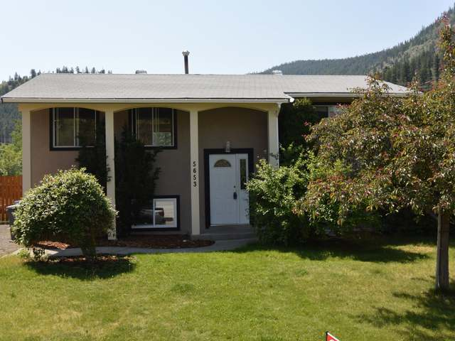 Main Photo: 5653 NORLAND DRIVE in : Barnhartvale House for sale (Kamloops)  : MLS® # 128900