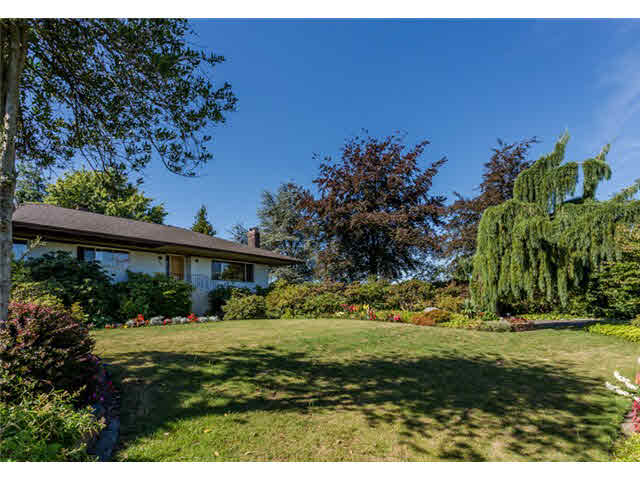 Main Photo: 16160 WESTMINSTER Highway in Richmond: East Richmond House for sale : MLS®# V1141059