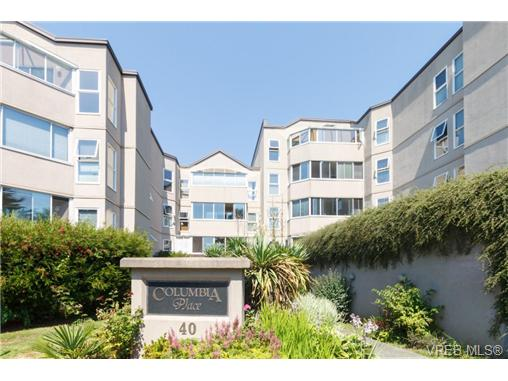 Main Photo: 335 40 W Gorge Road in VICTORIA: SW Gorge Condo Apartment for sale (Saanich West)  : MLS® # 360170