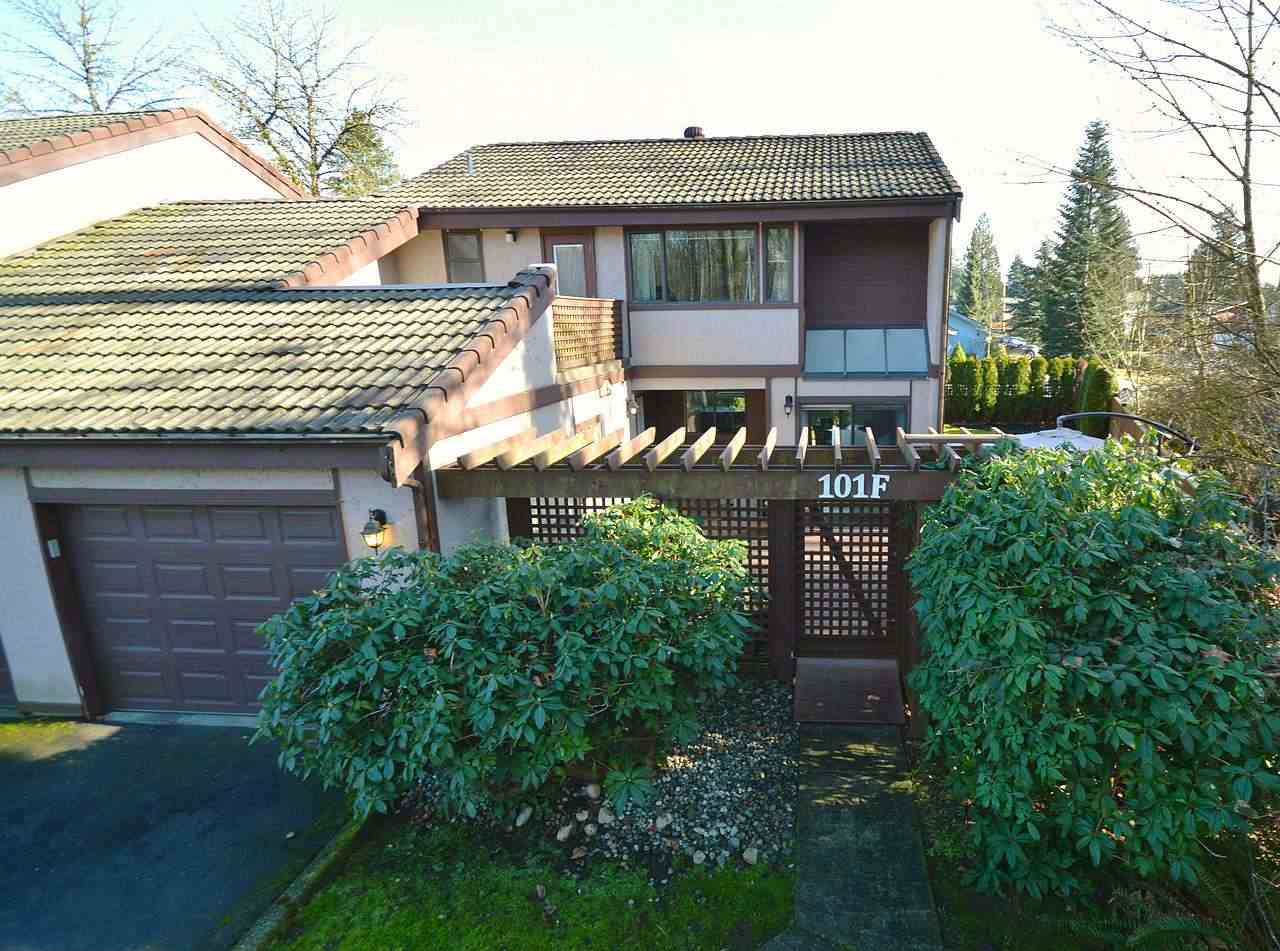 "Main Photo: 101F 3655 SHAUGHNESSY Street in Port Coquitlam: Glenwood PQ Townhouse for sale in ""SHAUGHNESSY PARK"" : MLS® # R2032819"