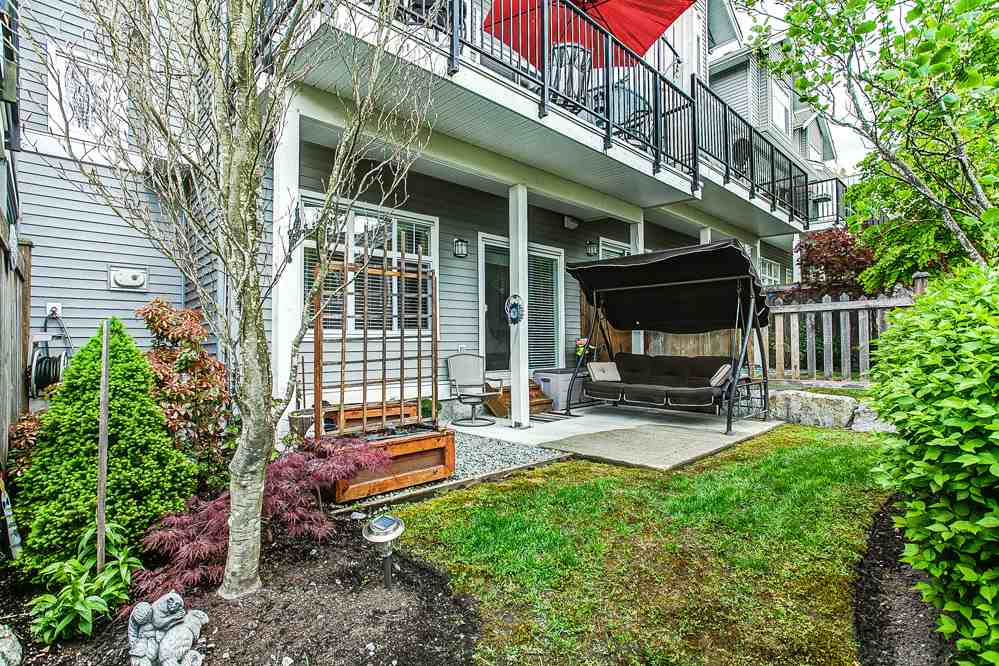 "Photo 19: 48 11282 COTTONWOOD Drive in Maple Ridge: Cottonwood MR Townhouse for sale in ""The Meadows at Vergin's Ridge"" : MLS® # R2057366"