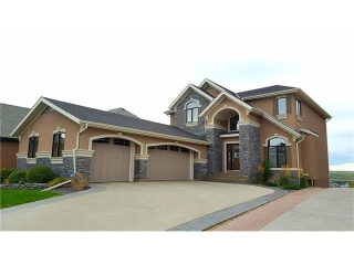 Main Photo: 74 CRANRIDGE Heights SE in Calgary: Cranston House for sale : MLS® # C4082510