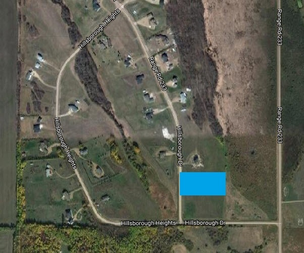 Main Photo: 57126 RR 233: Rural Sturgeon County Rural Land/Vacant Lot for sale : MLS(r) # E4047053