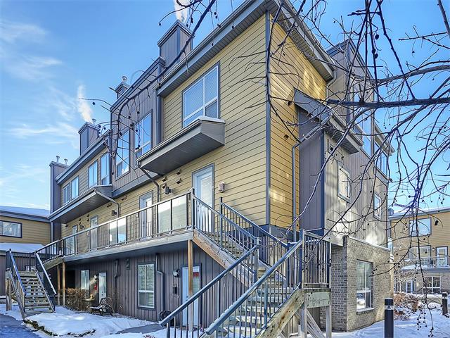 Main Photo: 207 2416 34 Avenue SW in Calgary: South Calgary House for sale : MLS®# C4094174
