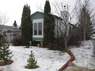 Main Photo: 72 Evergreen Road NW in Edmonton: Zone 51 Mobile for sale : MLS® # E4051481
