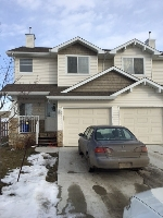 Main Photo: 3633 11 Street in Edmonton: Zone 30 House Half Duplex for sale : MLS(r) # E4052674