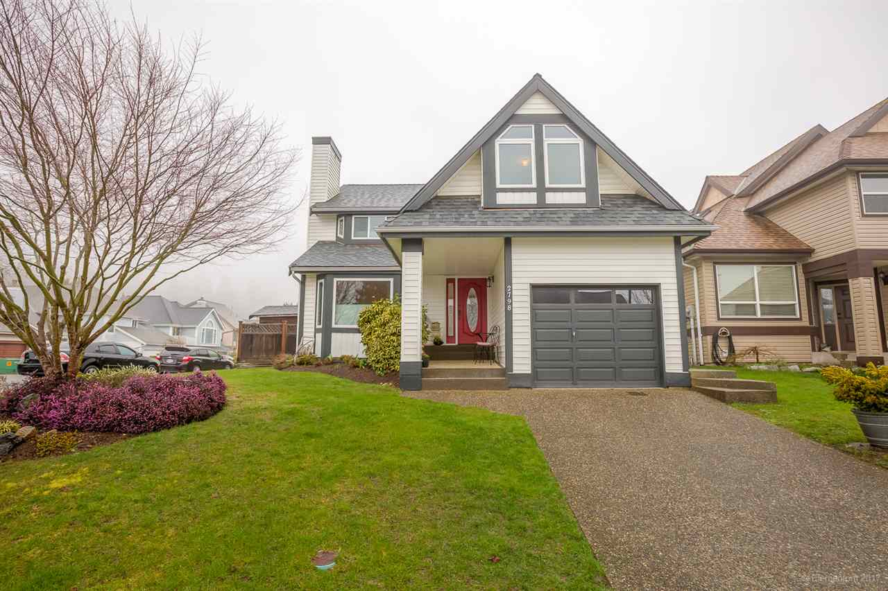 Main Photo: 2798 GOLDSTREAM Crescent in Coquitlam: Coquitlam East House for sale : MLS(r) # R2150604