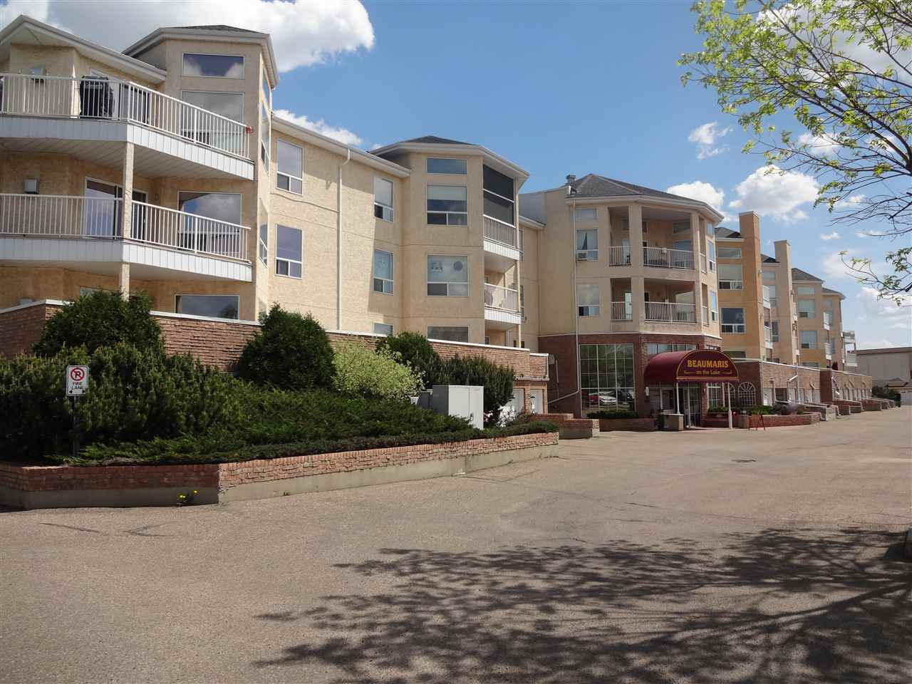 Main Photo: 326 15499 CASTLE DOWNS Road in Edmonton: Zone 27 Condo for sale : MLS(r) # E4057526