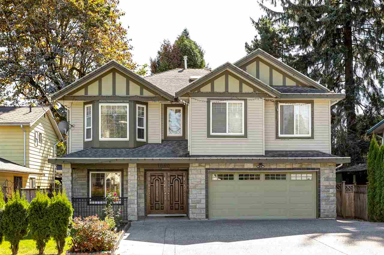 Main Photo: 1660 COQUITLAM Avenue in Port Coquitlam: Glenwood PQ House for sale : MLS® # R2159815