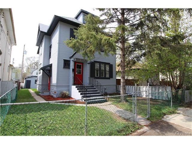 FEATURED LISTING: 236 Atlantic Avenue Winnipeg