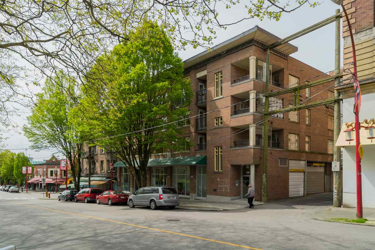 "Photo 16: 401 663 GORE Avenue in Vancouver: Mount Pleasant VE Condo for sale in ""THE STRATHCONA EDGE"" (Vancouver East)  : MLS® # R2164509"