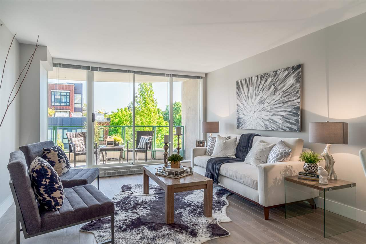 "Main Photo: 607 503 W 16TH Avenue in Vancouver: Fairview VW Condo for sale in ""PACIFICA"" (Vancouver West)  : MLS® # R2170207"