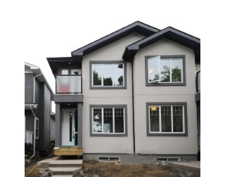 Main Photo:  in Edmonton: Zone 18 House Half Duplex for sale : MLS(r) # E4069091