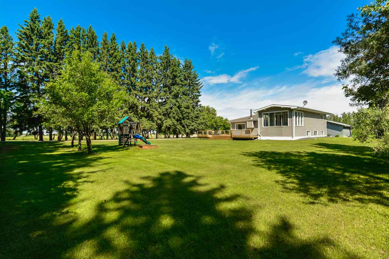 Main Photo: 21106 Township Road 544: Rural Strathcona County House for sale : MLS® # E4069745