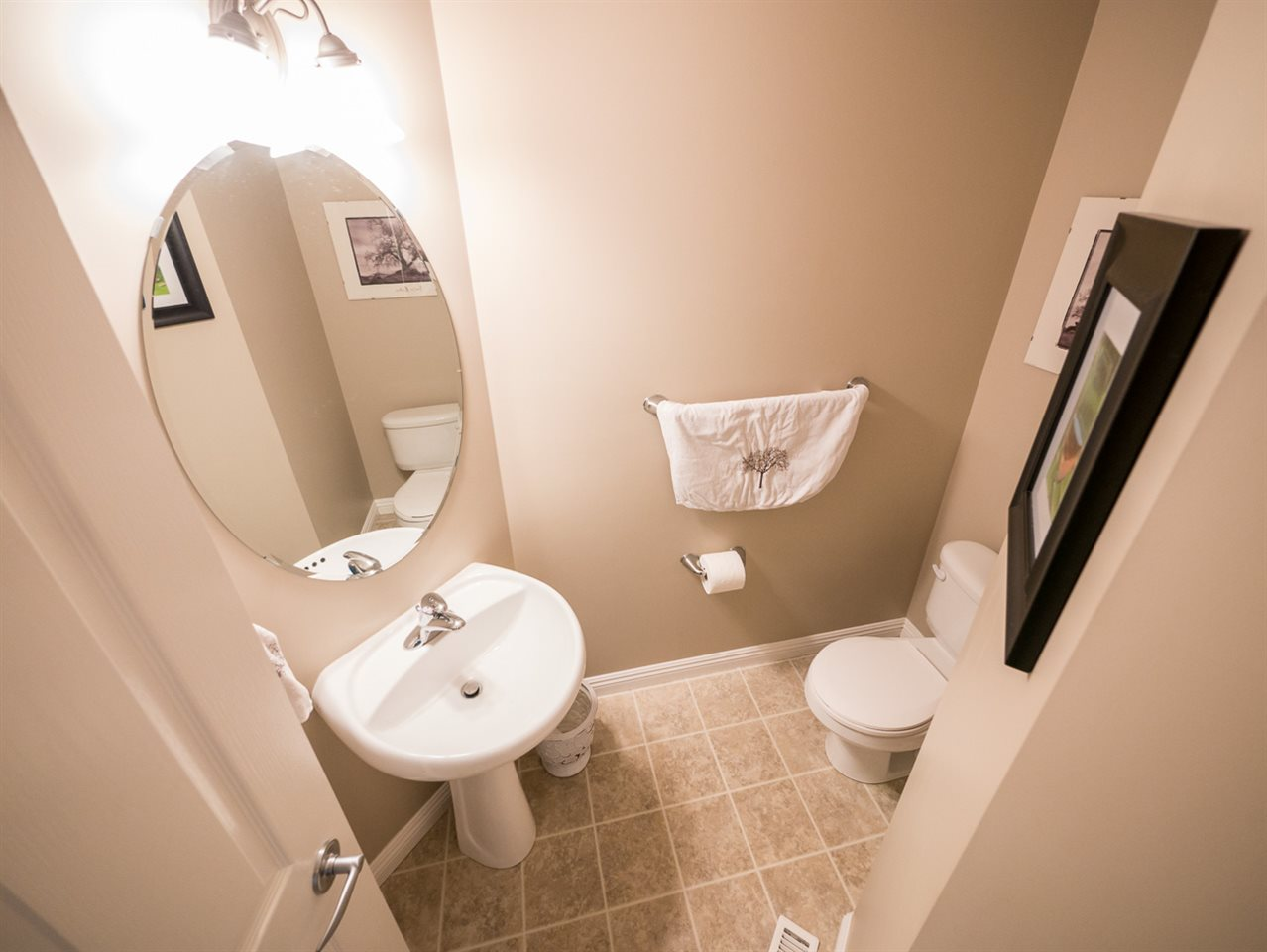 Powder Room - Main Level