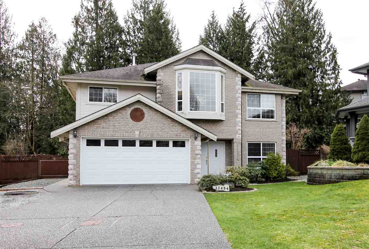 "Main Photo: 11434 233A Street in Maple Ridge: Cottonwood MR House for sale in ""Falcon Ridge Estates"" : MLS®# R2190078"