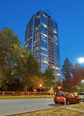 "Main Photo: 2602 7088 18TH Avenue in Burnaby: Edmonds BE Condo for sale in ""PARK 360"" (Burnaby East)  : MLS® # R2196118"