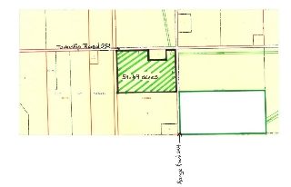 Main Photo: Twp 552 Rge Rd 234: Rural Sturgeon County Rural Land/Vacant Lot for sale : MLS® # E4078873
