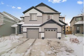 Main Photo: 5308 14 Avenue in Edmonton: Zone 53 House Half Duplex for sale : MLS® # E4085354