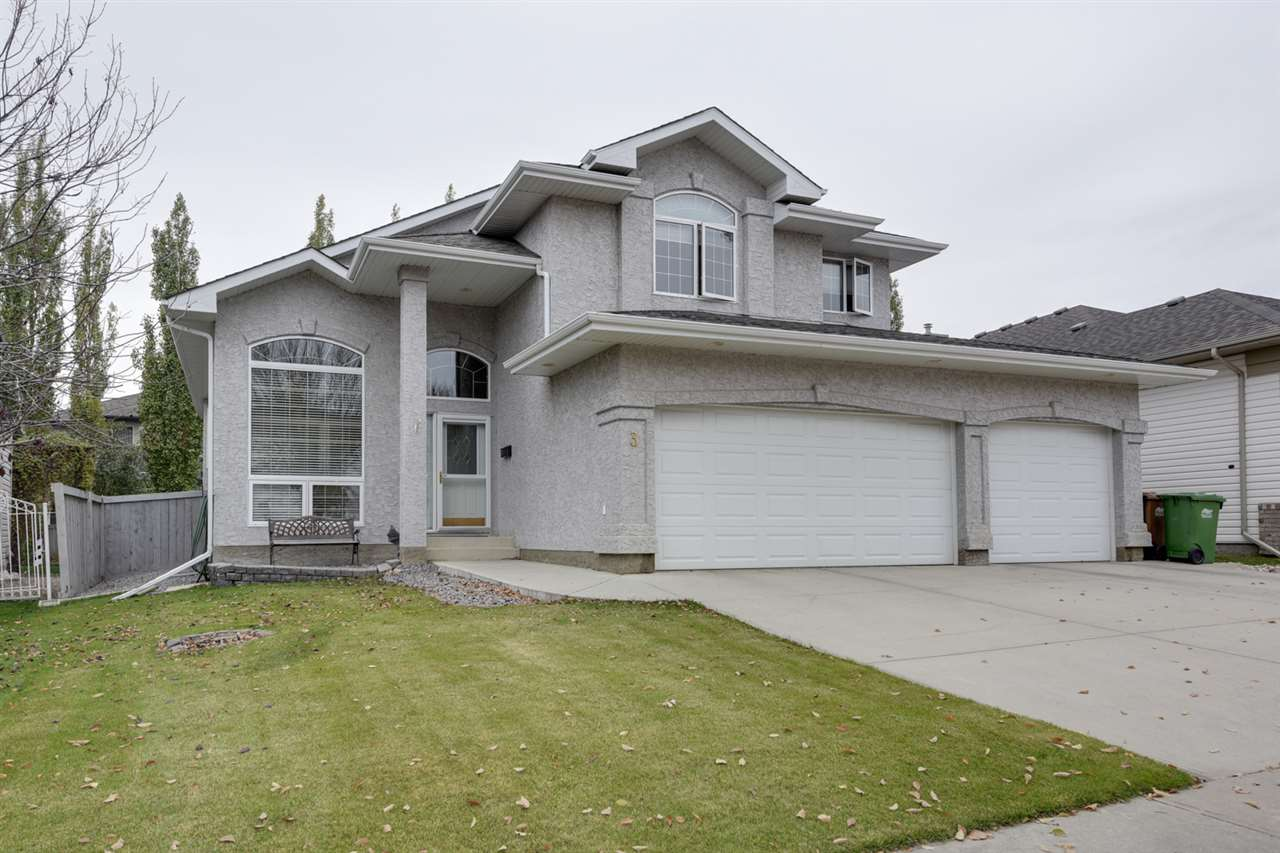 Main Photo: 3 KENDALL Crescent: St. Albert House for sale : MLS® # E4094355