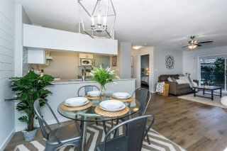 "Main Photo: 107 11960 HARRIS Road in Pitt Meadows: Central Meadows Condo for sale in ""KIMBERLEY COURT"" : MLS® # R2242010"