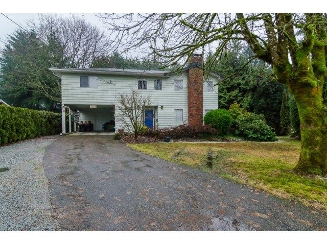 Main Photo: 20616 TYNER Avenue in Maple Ridge: Northwest Maple Ridge House for sale : MLS®# R2246289