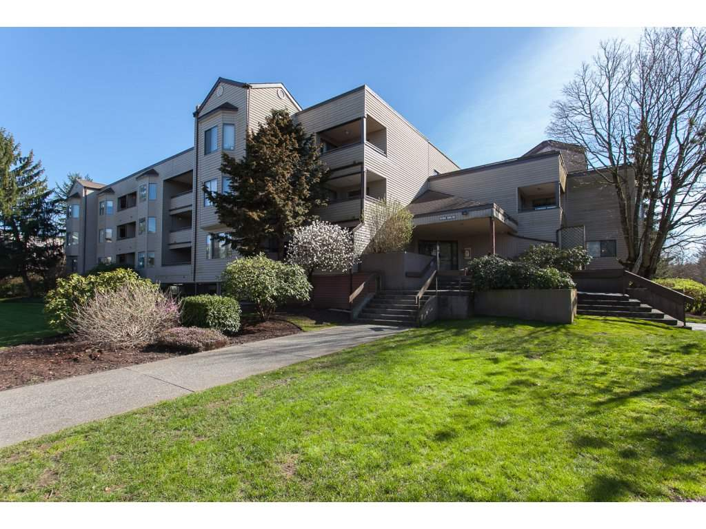 "Main Photo: 202 5294 204 Street in Langley: Langley City Condo for sale in ""Water's Edge"" : MLS®# R2248508"