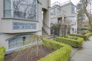"Main Photo: 7 939 W 7TH Avenue in Vancouver: Fairview VW Townhouse for sale in ""Meridian Court"" (Vancouver West)  : MLS® # R2252663"