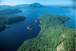 "Main Photo: Lot 40 WEST BAY: Gambier Island Home for sale in ""West Bay Landing"" (Sunshine Coast)  : MLS®# R2253941"