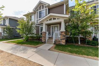 Main Photo: 2661 Sir Arthur Currie Way NW in Edmonton: Zone 27 Townhouse for sale : MLS®# E4112764
