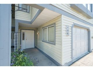 "Main Photo: 106 750 PRAIRIE Avenue in Port Coquitlam: Riverwood Townhouse for sale in ""PRAIRIE GREENS"" : MLS®# R2281147"