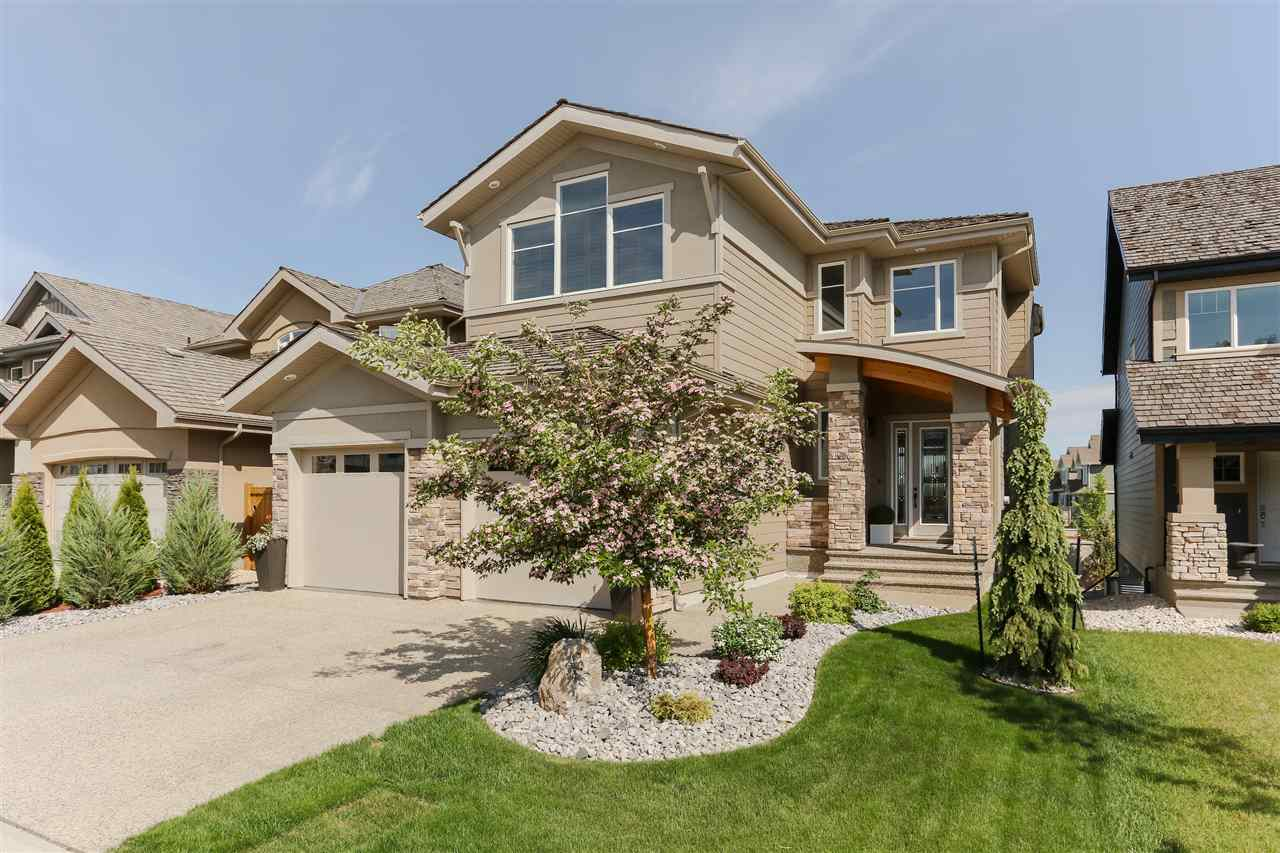 Main Photo: 3308 CAMERON HEIGHTS Landing in Edmonton: Zone 20 House for sale : MLS®# E4119206