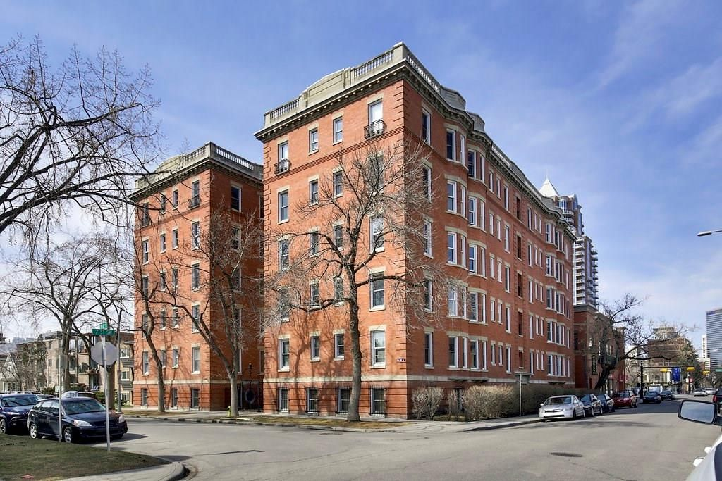 Main Photo: 308 804 18 Avenue SW in Calgary: Lower Mount Royal Condo for sale : MLS®# C4194965