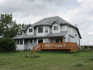 Main Photo: 55001 RR 240: Rural Sturgeon County House for sale : MLS®# E4122094