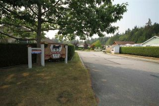 Main Photo: 16 535 SHAW Road in Gibsons: Gibsons & Area House 1/2 Duplex for sale (Sunshine Coast)  : MLS®# R2298462
