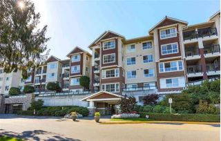 "Main Photo: 214 19677 MEADOW GARDENS Way in Pitt Meadows: North Meadows PI Condo for sale in ""FAIRWAYS AT MEADOW GARDENS"" : MLS®# R2306902"