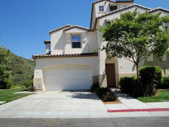 Main Photo: SAN MARCOS Townhome for sale : 3 bedrooms : 875 Custer