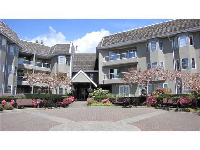 "Main Photo: 214 2020 CEDAR VILLAGE Crescent in North Vancouver: Westlynn Condo for sale in ""Kirkstone Gardens"" : MLS® # V904207"