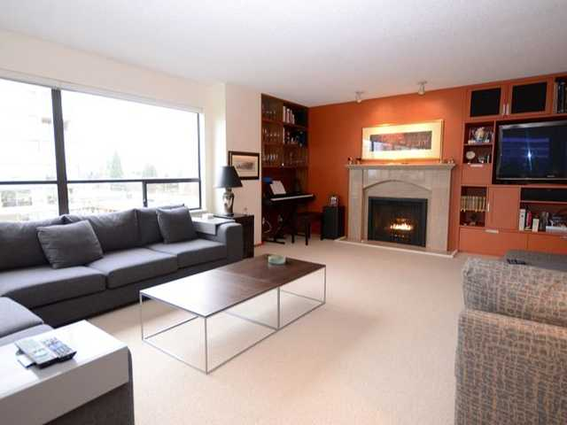 "Main Photo: 801 2150 W 40TH Avenue in Vancouver: Kerrisdale Condo for sale in ""WEDGEWOOD"" (Vancouver West)  : MLS® # V921042"