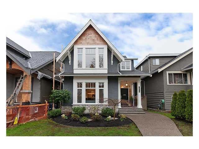 Main Photo: 3350 W 26TH Avenue in Vancouver: Dunbar House for sale (Vancouver West)  : MLS® # V943190