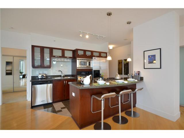 Photo 4: 2202 1228 W HASTINGS Street in Vancouver: Coal Harbour Condo for sale (Vancouver West)  : MLS(r) # V955427