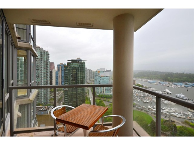 Photo 9: 2202 1228 W HASTINGS Street in Vancouver: Coal Harbour Condo for sale (Vancouver West)  : MLS(r) # V955427