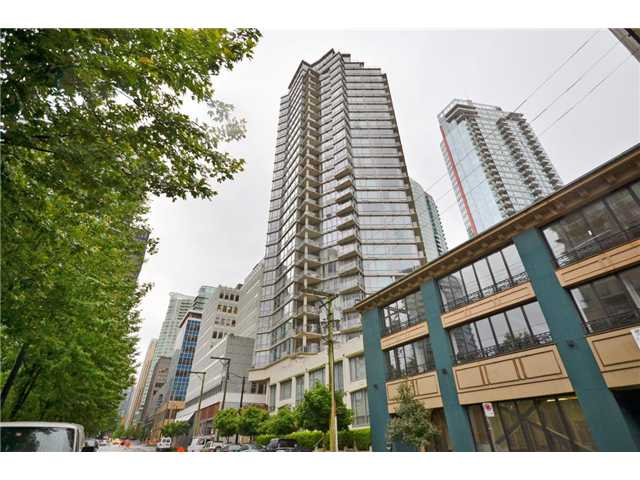 Photo 3: 2202 1228 W HASTINGS Street in Vancouver: Coal Harbour Condo for sale (Vancouver West)  : MLS(r) # V955427